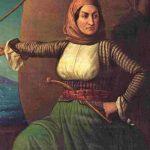 War Heroine Laskarina Bouboulina!
