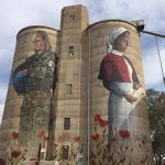 Victorian Town Honors WW1 Nurses