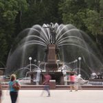 Book Research: Sydney Hyde Park and the Archibald Fountain