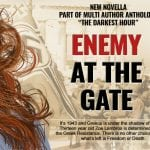 Upcoming Novella: Enemy at the Gate