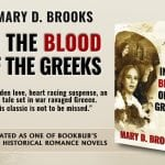 July Book Special: In The Blood of the Greeks for 99c!