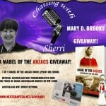 New Interview and Giveaway Chatting With Sherri Radio Show!