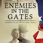 Cover Designer Hat On: New Cover for Enemies in the Gates by T. Novan & Taylor Rickard