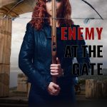 """New Cover for """"Enemy At The Gate"""""""